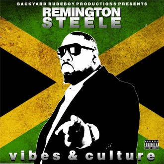 Remington Steele - Vibes and Culture Cover