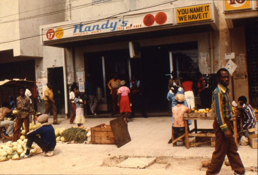 Randy's Records Kingston, Jamaica